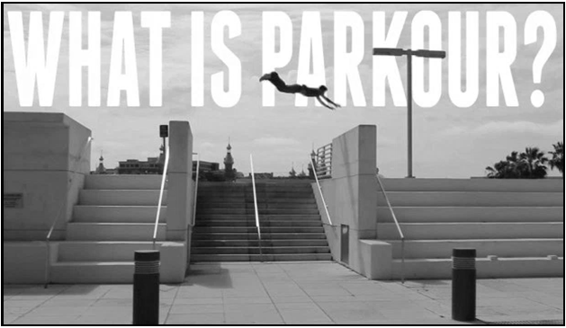 what is parkour