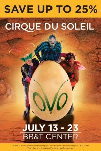 CIRQUE-OVO